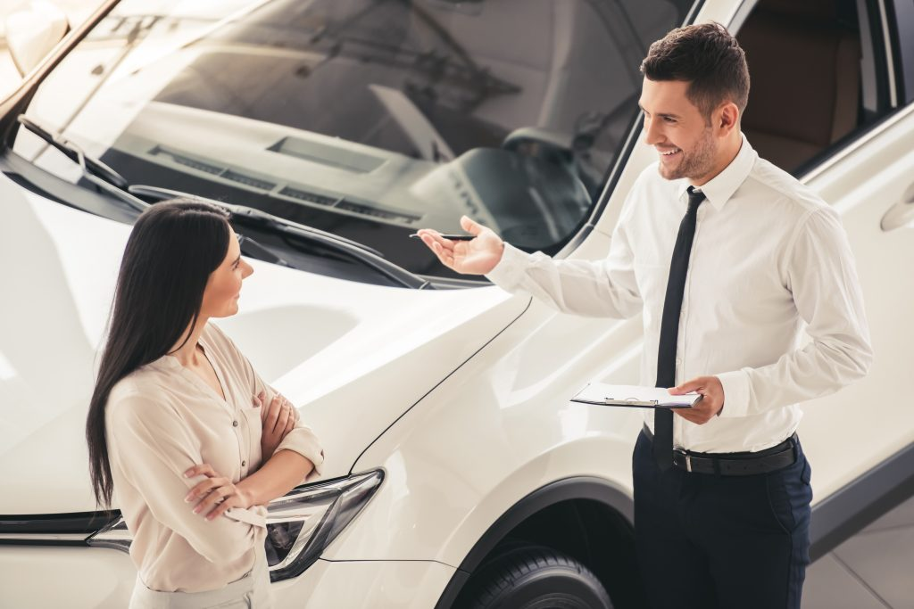 automotive loyalty program dealership sales